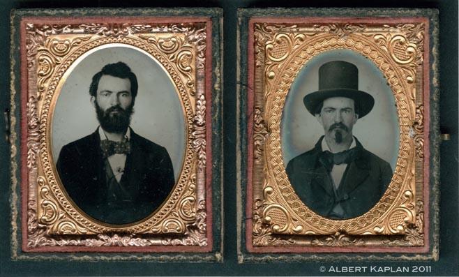 Samuel Langhorne Clemens Daguerreotype