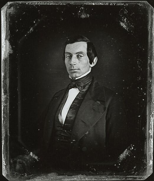 Abraham Lincoln Daguerreotype
