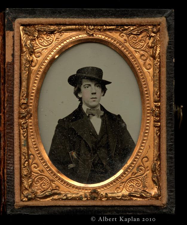 Oscar Wilde  Daguerreotype
